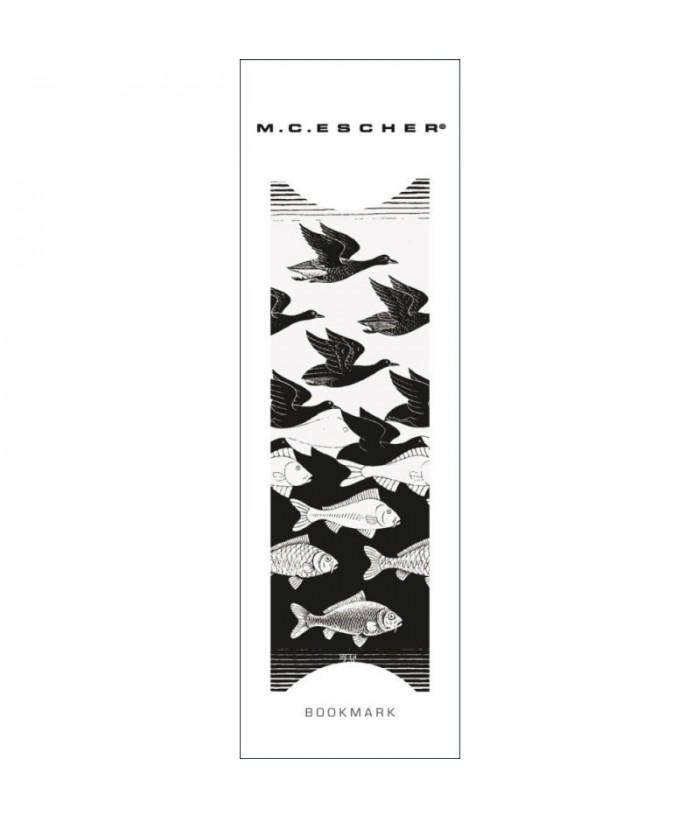 Semn de carte Metamorphose-III M.C. Escher