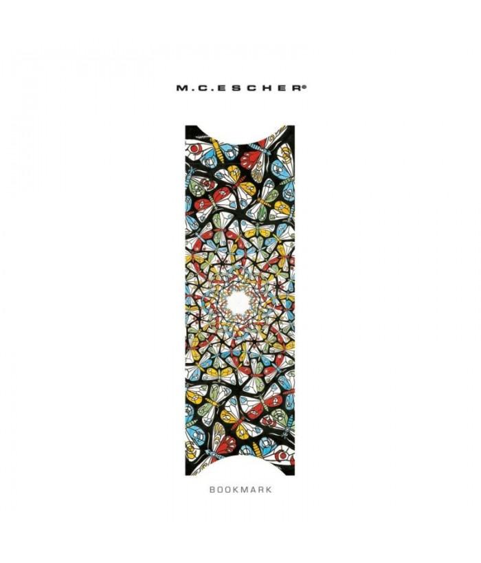 Semn de carte Butterflies-M.C. Escher