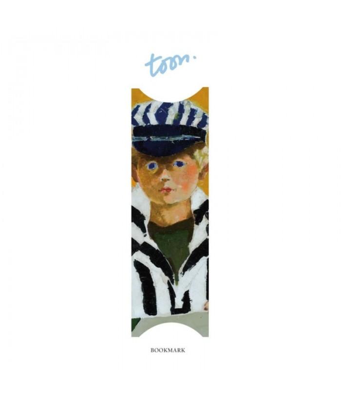 Semn de carte Gaby-Toon Hermans