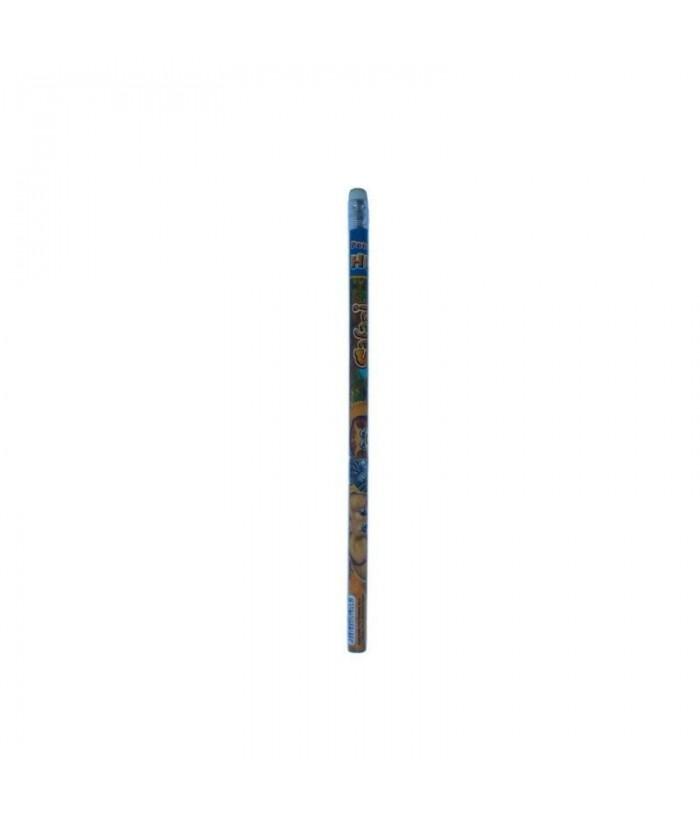 Creion cu guma Safari