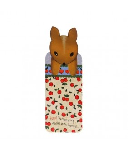 Poppi Love Semn Carte Squirrel