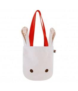 Poppi Love Geanta totem White Bunny