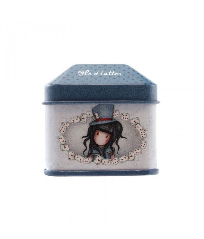 Gorjuss Cutie cu abtibilduri - The Hatter