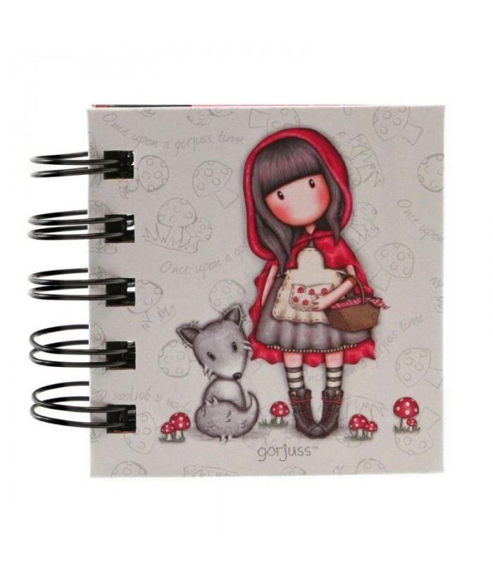 Gorjuss Indecsi - Little Red Riding Hood