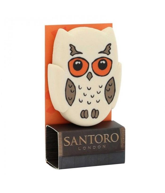 Grumpy Owl Radiera