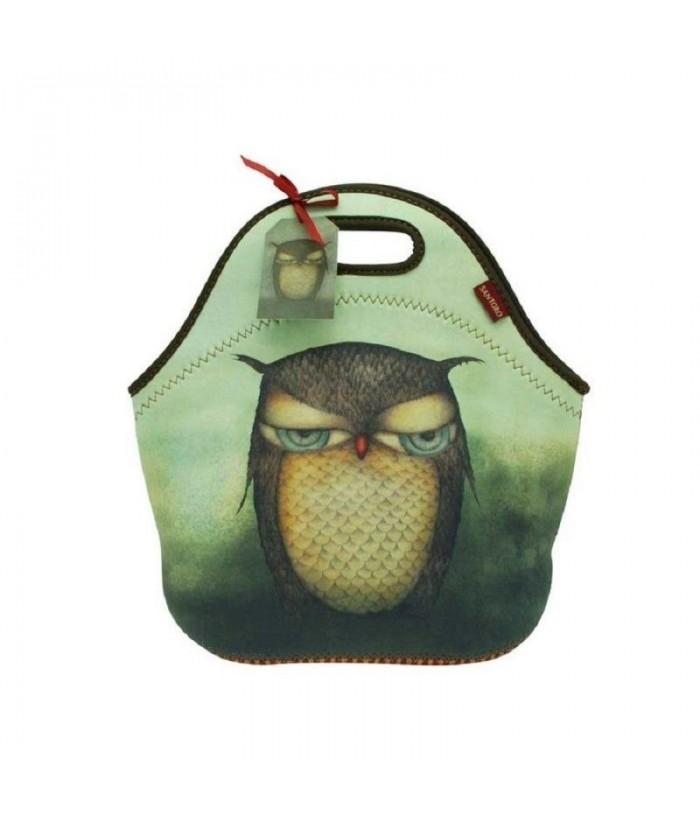 Grumpy Owl Geanta pranz