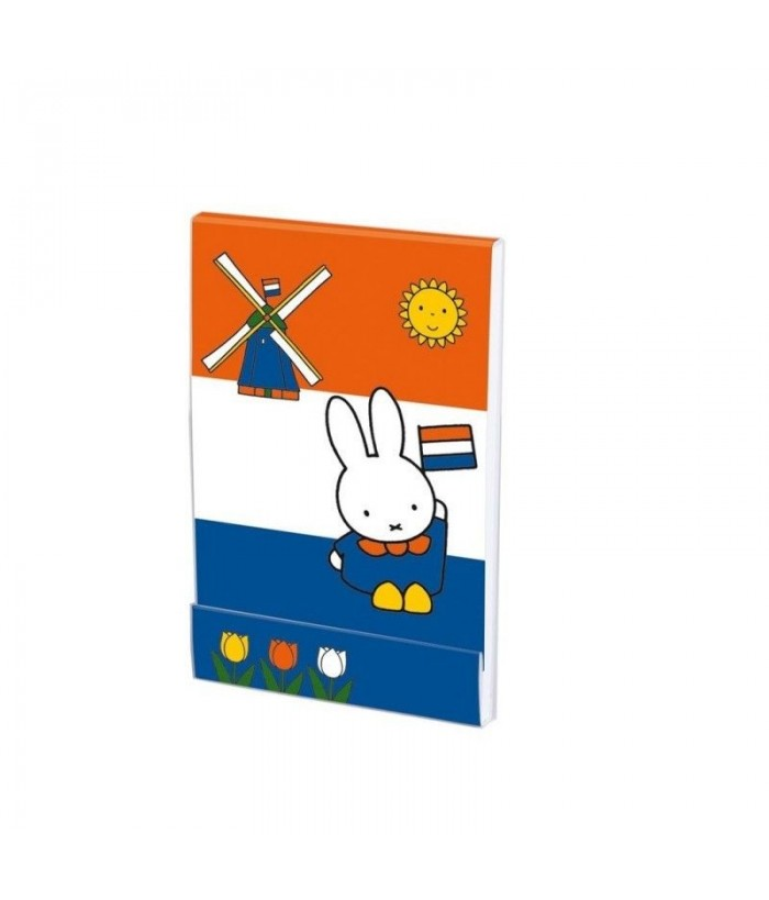 Carnet notite A7 Nijntje - Holland, Dick