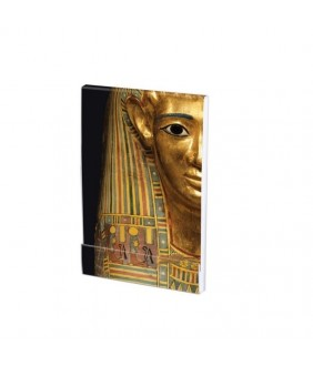 Carnet notite A7 Mummy mask, SMB
