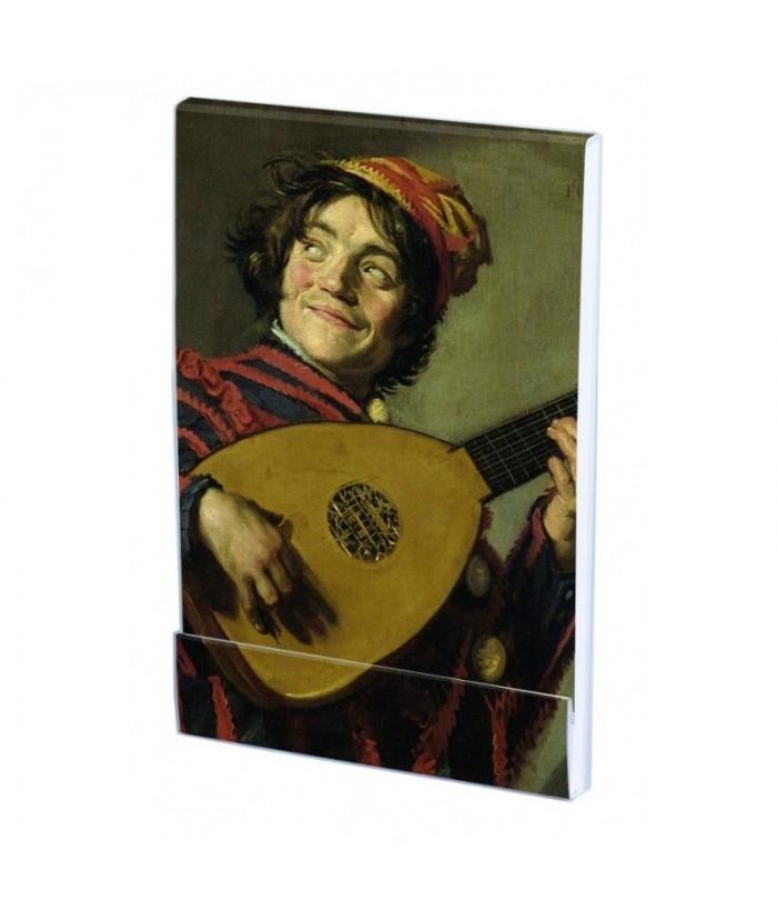Carnet notite A7, 32 pg, Luitspeler, Frans Hals