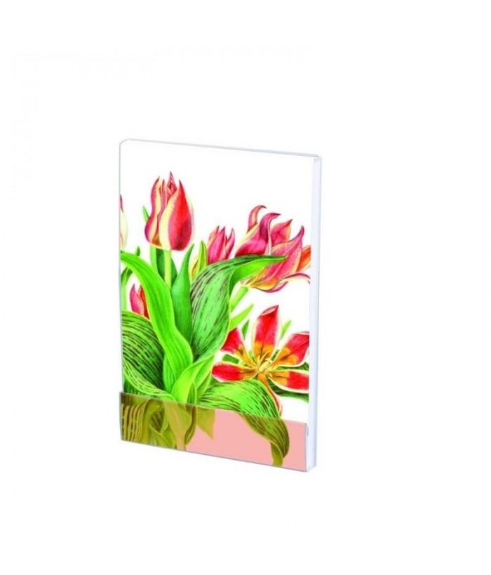 Carnet notite A7 Tulipa 'Plaisir' Anita