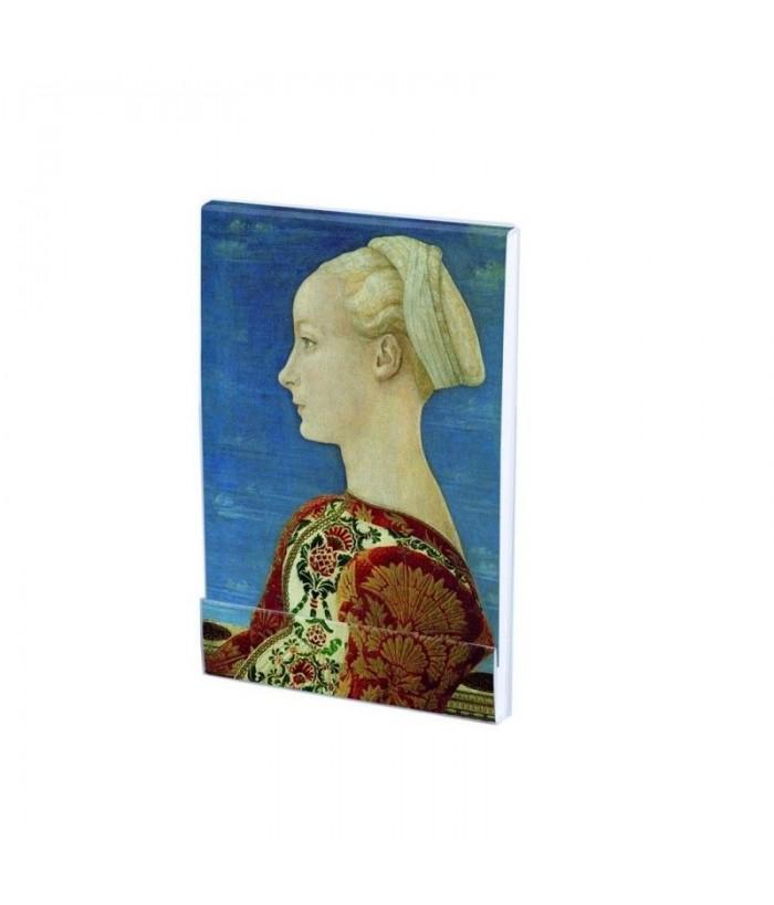 Carnet notite A7 Young Lady, A.del Polla