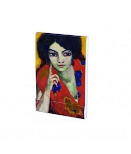 Carnet notite A7 van Dongen - Vrouw