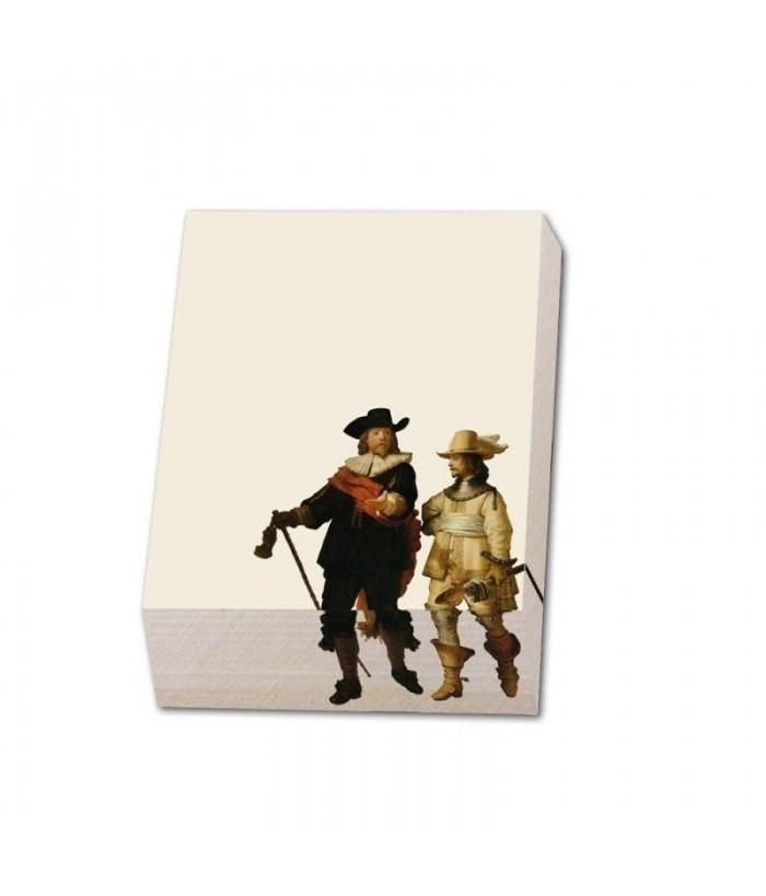 Bloc notite De Nachtwacht/The Night Watch, Rembrand