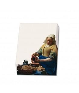 Bloc notite Het melkmeisje/The Milkmaid, Johannes V