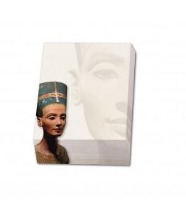 Bloc notite 164 file Bust of queen Nefertiti, SMB