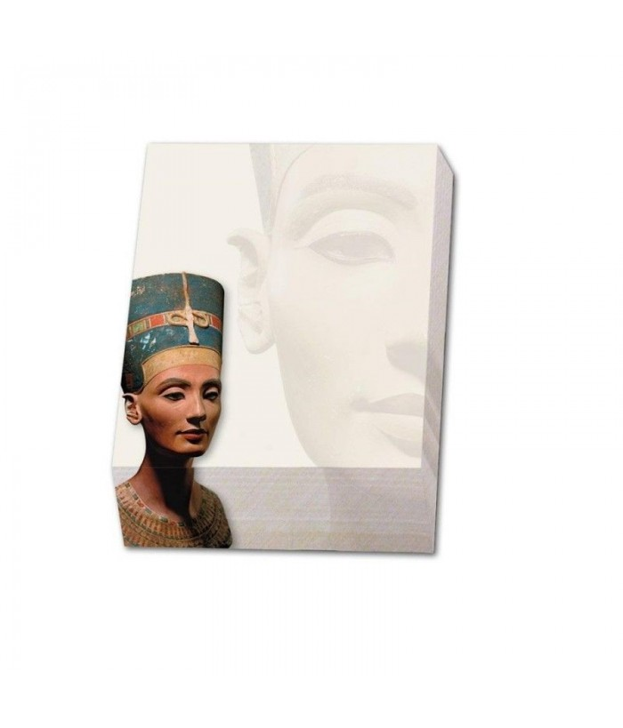 Bloc notite 164 file Bust of queen Nefertiti, SMB