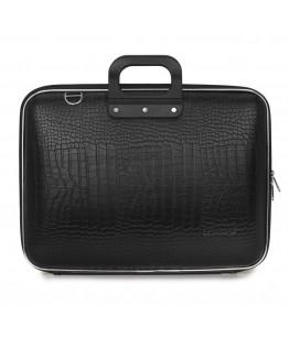 Geanta lux business laptop 17 in Cocco-Negru