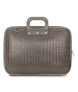 Geanta lux business laptop 15 in Cocco-Grej