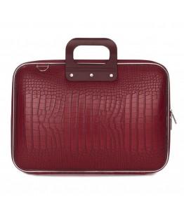 Geanta lux business laptop 15 in Cocco-Rosu