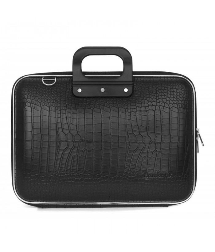 Geanta lux business laptop 15 in Cocco-Negru