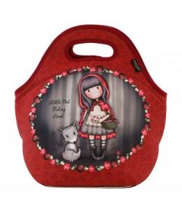 Geanta pentru pranz Gorjuss Little Red Riding Hood