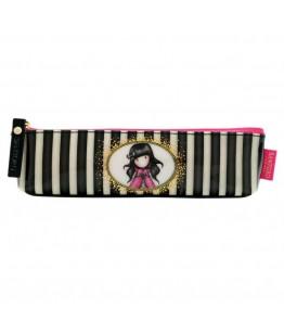 Gorjuss Stripes Geanta accesorii subtire - Ladybird