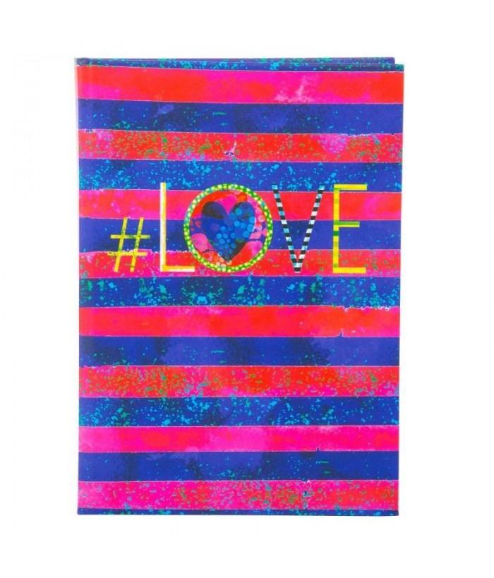 Agenda A5 embosata Love