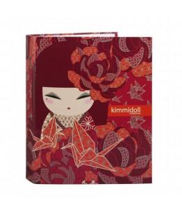 Biblioraft 4 inele Kazuna by Kimmidoll