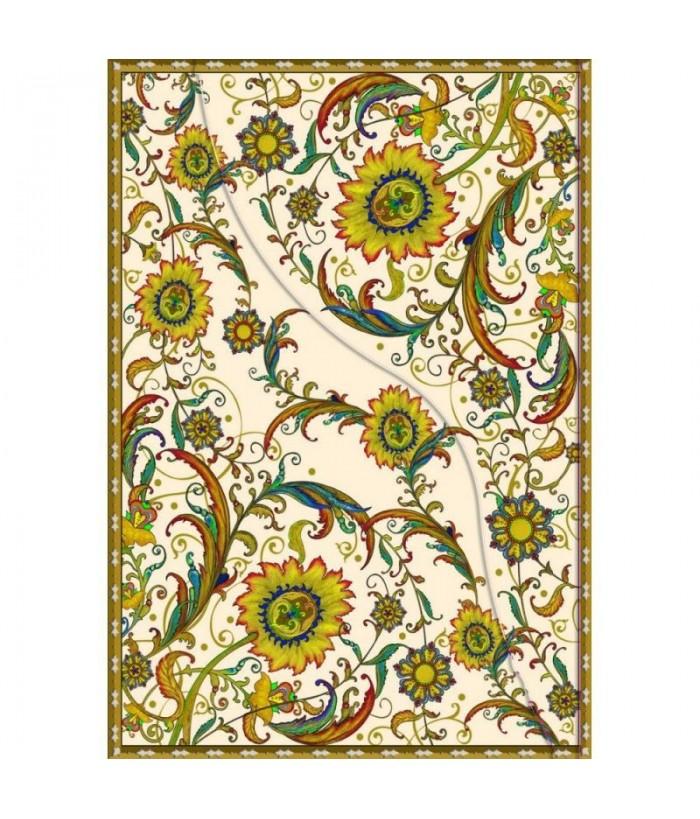 Agenda inchidere magnetica Persia Floarea soarelui