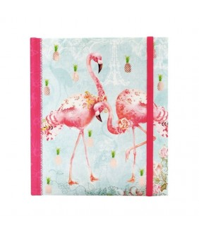 Jurnal +pix Flamingos