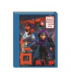 Jurnal 3D Big Hero 6 de matematica
