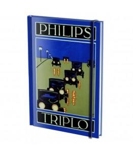 Agenda A6 Triplo, Philips Museum
