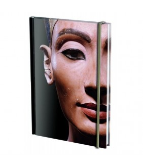 Agenda A5 Bust of Queen Nefertiti