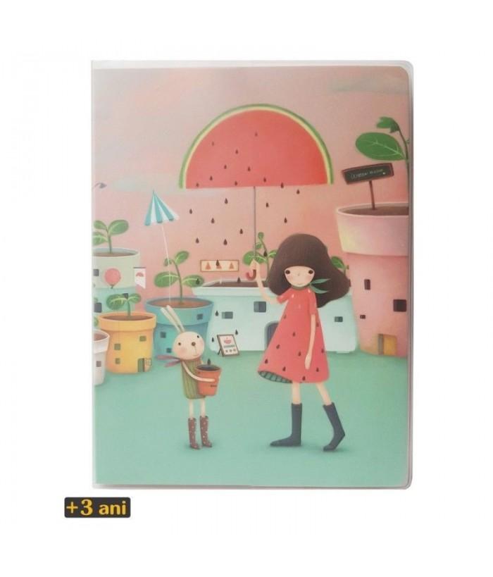 Kori Kumi Caiet cu coperta Melon Showers