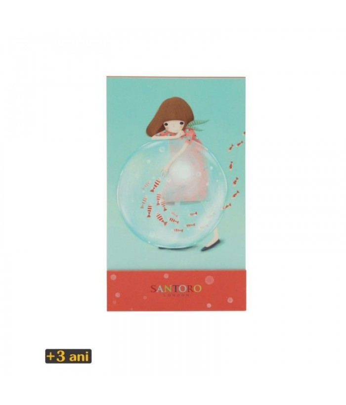 Kori Kumi Carnet notite de buzunar Little Fishes