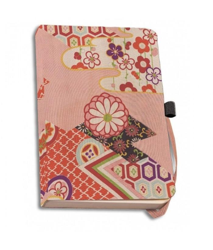 Agenda coperti textile A6 Girls miyamairi kimono, Rijksmuseum