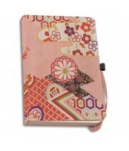 Agenda coperti textile A5 Girls miyamairi kimono, Rijksmuseum