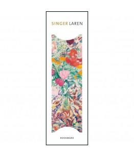 Semn de carte Zomerbloemen, Leo Gestel, Singer, Laren