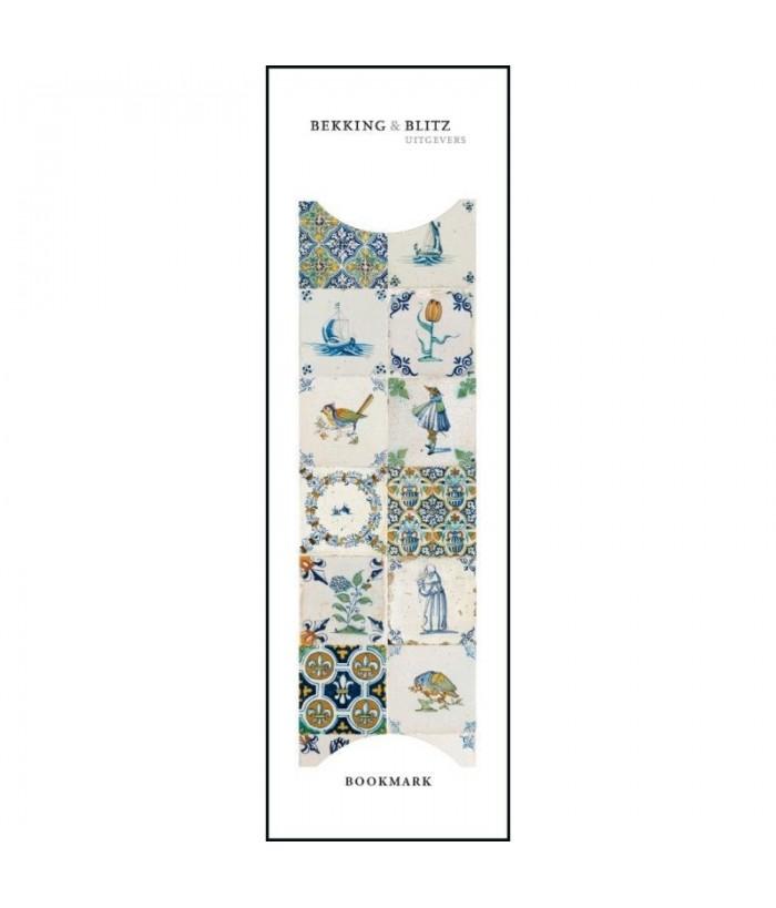 Semn de carte Dutch Tiles, Boijmans van Beuningen