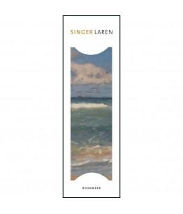 Semn de carte Frisse junidag op Skagen, Laurits Tuxen, Singer