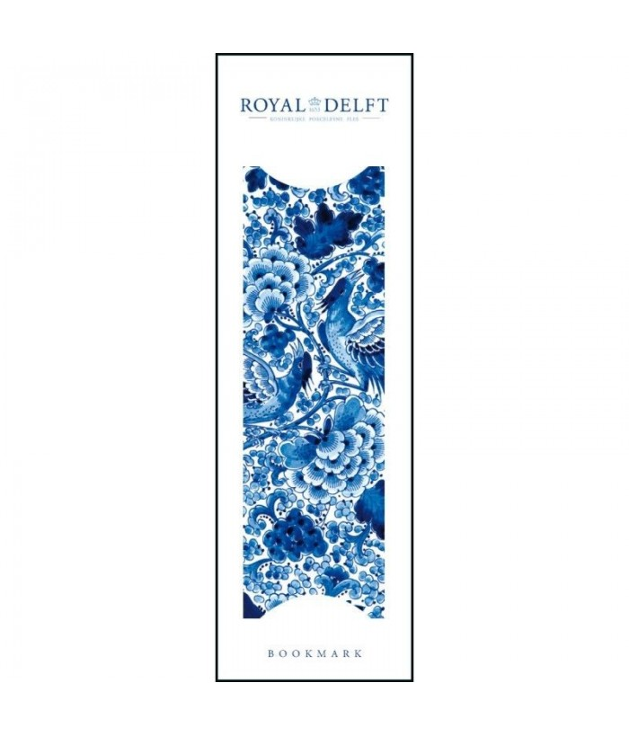 Semn de carte The Royal Dutch Delftware, Royal Delft