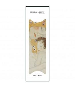 Semn de carte The three life phases of the woman, Gustav Klimt