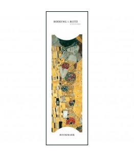 Semn de carte The Kiss-De kus, Gustav Klimt