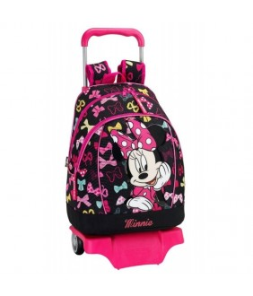 Rucsac-trolley MINNIE MOUSE 33 cm