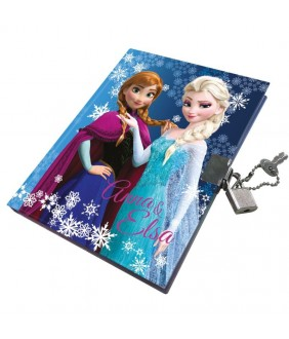 Jurnal cu cheita Frozen