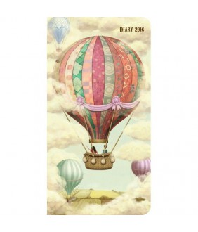 Jurnal Hot Air Balloons
