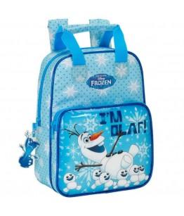 Rucsac cu manere OLAF bleu 28x20x8 cm