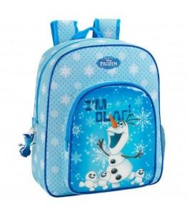 Rucsac junior OLAF bleu 38x32x12 cm