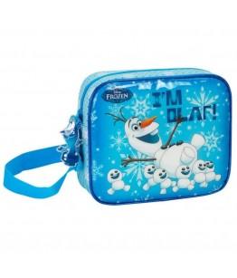 Geanta fashion OLAF bleu 20x24x8 cm