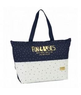 Geanta fashion Fun  Basics 40x59x16 cm